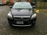 Ford focus titanium petrol 1.6