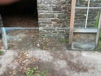 Ex Conservatory Plate glass x10