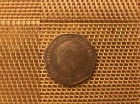 2015 Royal Mint Royal Shield of Arms BU 50p Fifty Pence Coin