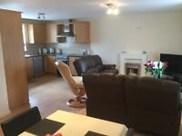 2 bed self contained furnished flat in Rhynie near Huntly