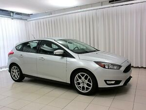 2015 Ford Focus SE 5DR HATCH w/ Air Conditioning, Backup Camera,