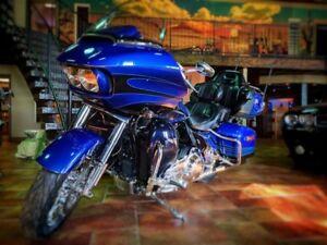 2015 Harley-Davidson FLTRUSE CVO ROAD GLIDE ULTRA , 110 CU INCH,