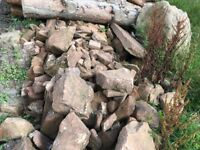 Selection of Sandstone