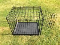 Dog Travel Cage