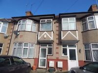 Two double bedroom flat available near Sudbury Hill