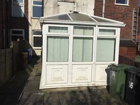 Conservatory for sale, must dismantle yourself and take away within next month