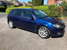 Volkswagen Golf 2.0 TDI GT 5dr - FULL SERVICE HISTORY, MOT UNTIL MARCH 2019