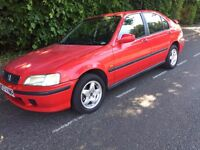Honda Civic V-Tec, 1.5 Petrol, long MOT, cold A/C.