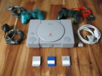 Play Station PS1 Sony