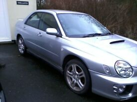 2002 impreza wrx awd 2.0lt turbo 4 door