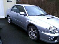 2002 impreza wrx awd 2.0lt turbo 4 door