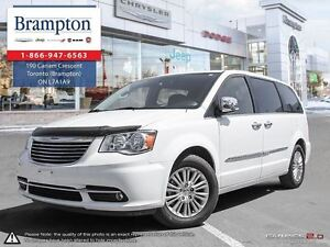 2016 Chrysler Town & Country LIMITED | LEATHER | NAV | DVD | 1 O