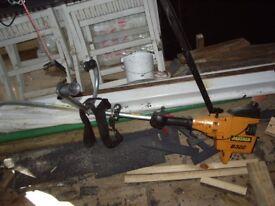 partner petrol brushcutter