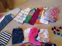 Large bundle of clothes 4-5 yrs