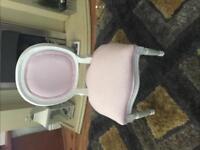 Brand new Home sense small chair
