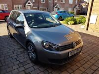 VW Golf 1.6 TDI SE low mileage and in great condition!!