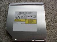 DVD Writer model: TS-L633