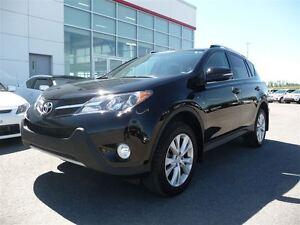 2014 Toyota RAV4 * LIMITED * CUIR * GPS * AWD * 38 000 KM *