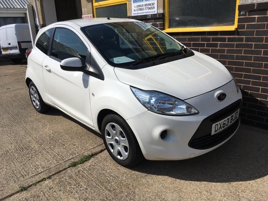Ford Ka Edge 1 2 2014 63 34 493 Mls 30 Yr Tax In Littlehampton