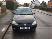 AUTO VAUXHALL CORSA 1.2 SXI LOW MILES MOT BLACK 3 DR HISTORY MOT LOVELY LITTLE CAR DRIVES PERFECT