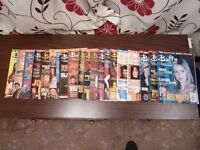 Buffy vampire slayer magazines, issues 1-15, 18, 20-22,26 plus Buffy quiz book