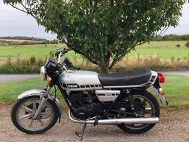 1978 Yamaha RD250 Recent Service - Long MOT - Tax Exempt