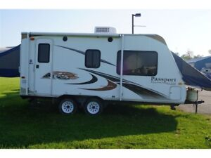 2012 Passport keystone ESL HYBRID -