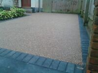 Beautiful resinbound driveways and patios.