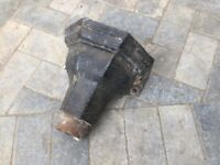 Cast Iron Hopper