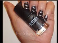 Magnetism Nail varnish (buy 1 get 1 free) with magnet.