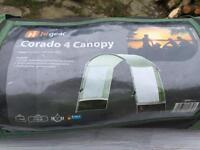 Hi gear Corado 4 canopy / VW camper van / camping