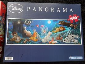 Disney Animals 1000 piece jigsaw