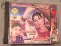 NASEEBO LAL CD COLLECTION SET - Film Soundtrack/ Bollywood Music