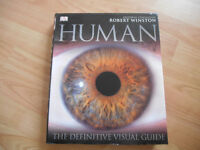 Human by Robert Winston Book