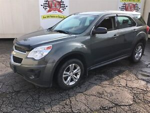 2013 Chevrolet Equinox LS, Automatic, Bluetooth, AWD