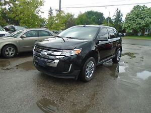 2012 Ford Edge Limited, LEATHER , EXTRA WINTER TIRES AND RIMS.