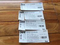 4x BBC Radio 2 Live in Hyde Park Tickets