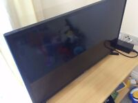 Samsung LED 32'' Smart TV, 8 months old - £160