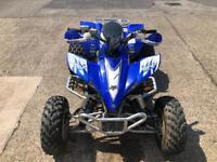 Yamaha yfz450r road legal quad