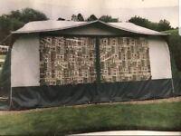 Caravan awning to fit 17-18ft caravan
