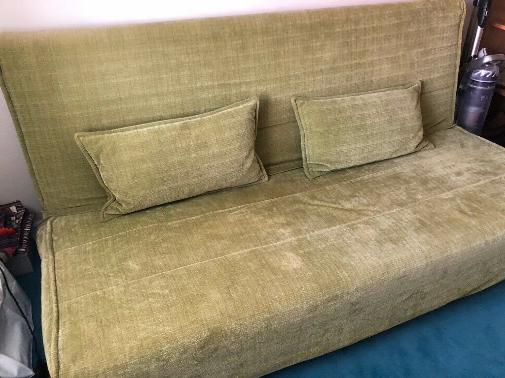 Ikea Sofa Bed Beddinge In Great Condition With Heavy Duty Cover Makes Proper Full Size