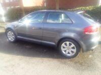 Audi a3 reg 54 2ltre fssi