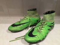 Football Sock Boots - size 6