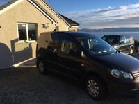 Vw caddy, 1.6tdi 102bhp.