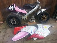 Cagiva prima 80 Project Racer. Ideal Freetech 50cc or Café Racer Bobber. Sale, Swap or Exchange