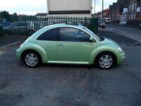 Volkswagen Beetle 2.0 3dr FULL MOT***(LEATHER HEATED SEATS)***