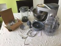 Kenwood Food Mixer - Multione Model - As New - Boxed