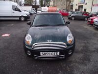 2009 MINI COOPER D PEPPER, 2 OWNERS FROM NEW. FULL BMW MINI SERVICE HISTORY,TIMING BELT JUST DONE,