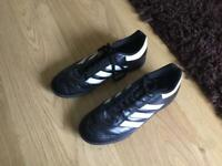 Adidas men's Astro turf trainers size 6