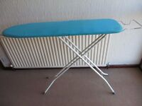 Ironing Board with Iron Rest